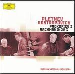 Prokofiev 3; Rachmaninov 3