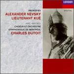 Prokofiev: Alexander Nevsky/Lieutenant Kije