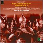 Prokofiev: Alexander Nevsky; Sinfonia No. 5
