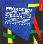 Prokofiev: October Cantata; The Stone Flower