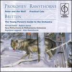 Prokofiev: Peter and the Wolf; Britten: The Young Person's Guide to the Orchestra