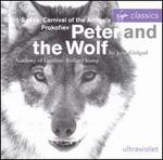 Prokofiev: Peter & the Wolf; Saint-Saëns: Carnival of the Animals