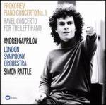 Prokofiev: Piano Concerto No. 1; Ravel: Concerto for the Left Hand