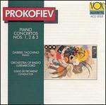 Prokofiev: Piano Concertos Nos. 1-3