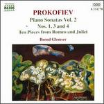 Prokofiev: Piano Sonatas, Vol. 2