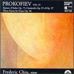Prokofiev: Piano Works, Vol. 4