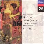 Prokofiev: Romeo and Juliet - Daniel Majeske (violin); David Zauder (cornet); Edward Aromond (viola d'amore); Cleveland Orchestra; Lorin Maazel (conductor)