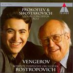 Prokofiev & Shostakovich: Violin Concertos No. 1