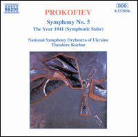 Prokofiev: Symphony No. 5; The Year 1941 - National Symphony Orchestra of Ukraine; Theodore Kuchar (conductor)