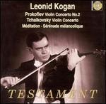 Prokofiev: Violin Concerto No. 2; Tchaikovsky: Violin Concerto