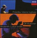 Prokofiev: Visions fugitives; Hindemith: Ludus tonalis