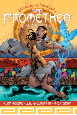 Promethea: 20th Anniversary Deluxe Edition Book One - Moore, Alan