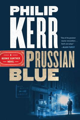 Prussian Blue - Kerr, Philip