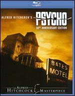Psycho [50th Anniversary Edition] [Blu-ray]