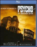 Psycho [50th Anniversary Edition] [Blu-ray]
