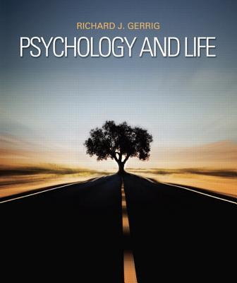 Psychology and Life - Gerrig, Richard