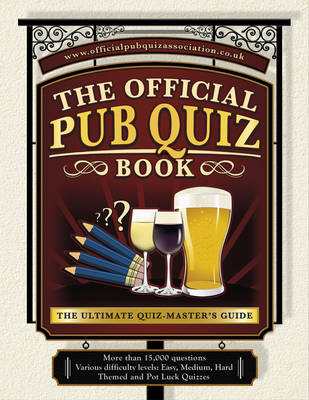 Pub Quiz Book: The Ultimate: More Than 15,000 Quiz Questions and Answers - Preston, Roy, and Preston, Sue