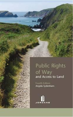 Public Rights of Way and Access to Land - Sydenham, Angela