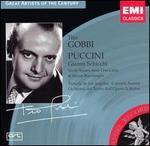 Puccini: Gianni Schicchi; Verdi: Scenes from Don Carlo & Simon Boccanegra - Adelio Zagonara (vocals); Alfredo Mariotti (vocals); Anna Maria Canali (vocals); Carlo del Monte (vocals);...