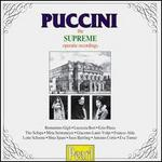 Puccini: The Supreme Opera Recordings
