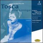 Puccini: Tosca - Dietrich Fischer-Dieskau (baritone); Donald Grobe (tenor); Elisabeth Grümmer (soprano); Erika Köth (soprano);...