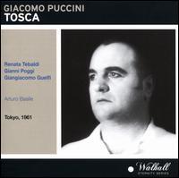 Puccini: Tosca - Antonio Pirino (vocals); Arturo la Porta (vocals); Giangiacomo Guelfi (vocals); Gianni Poggi (vocals);...