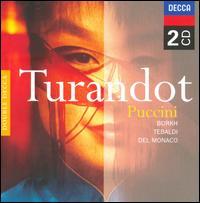 Puccini: Turandot - Ezio Giordano (vocals); Fernando Corena (vocals); Gaetano Fanelli (vocals); Inge Borkh (vocals); Mario Carlin (vocals);...