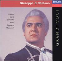 Puccini, Verdi, Donizetti, etc. - Cesare Siepi (vocals); Giuseppe di Stefano (tenor); Accademia di Santa Cecilia Chorus (choir, chorus)