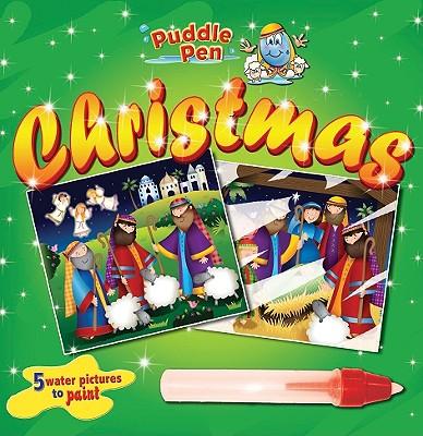 Puddle Pen Christmas - David, Juliet