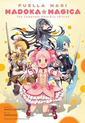 Puella Magi Madoka Magica: The Complete Omnibus Edition - Magica Quartet, and Hanokage