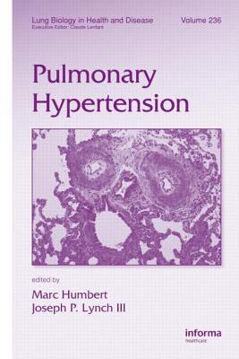 Pulmonary Hypertension - Humbert, Marc (Editor)