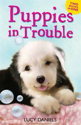 Puppies in Trouble: Puppies in the Pantry AND Puppy in a Puddle - Daniels, Lucy