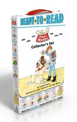 Puppy Mudge Collector's Set: Puppy Mudge Finds a Friend; Puppy Mudge Has a Snack; Puppy Mudge Loves His Blanket; Puppy Mudge Takes a Bath; Puppy Mudge Wants to Play; Henry and Mudge: The First Book - Rylant, Cynthia