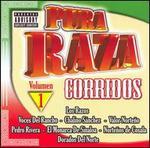 "Pura Raza ""Corridos"", Vol. 1"
