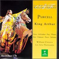 Purcell: King Arthur - Claron McFadden (soprano); François Bazola (bass); Iain Paton (tenor); Jonathan Best (bass); Les Arts Florissants;...