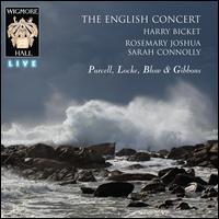 Purcell, Locke, Blow & Gibbons - Harry Bicket (organ); Harry Bicket (harpsichord); Rosemary Joshua (soprano); Sarah Connolly (mezzo-soprano);...