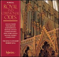 Purcell: Royal and Ceremonial Odes - Charles Daniels (tenor); Charles Daniels (alto); Charles Pott (bass); Gillian Fisher (soprano); James Bowman (counter tenor);...