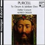 Purcell: Te Deum; Jubilate Deum