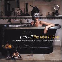 Purcell: The Food of Love - Anne-Marie Lasla (viola da gamba); Blandine Rannou (harpsichord); Elizabeth Kenny (lute); Paul Agnew (tenor)
