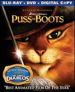 Puss in Boots [Blu-ray/DVD] [Includes Digital Copy]