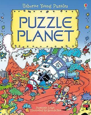 Puzzle Planet - Leigh, Susannah