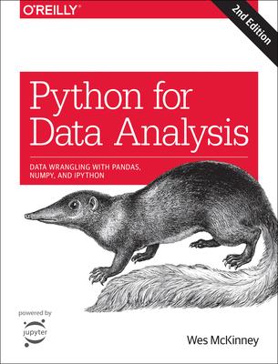 Python for Data Analysis, 2e - McKinney, Wes