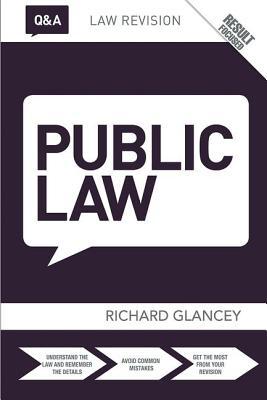 Q&A Public Law - Glancey, Richard