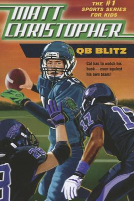 QB Blitz - Christopher, Matt, and Peters, Stephanie (Text by)