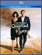 Quantum of Solace [2 Discs] [Blu-ray/DVD] - Marc Forster
