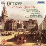 Quantz: Six Flute Quartets