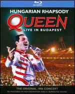 Queen: Hungarian Rhapsody - Live in Budapest [3 Discs] [Blu-ray/2 CDs]