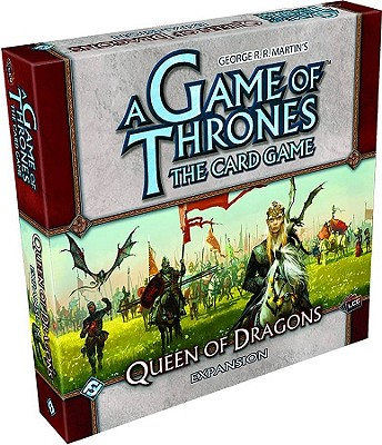 Queen of Dragons: Expansion - Martin, George R R