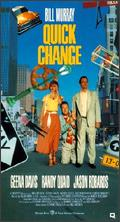 Quick Change - Bill Murray; Howard Franklin