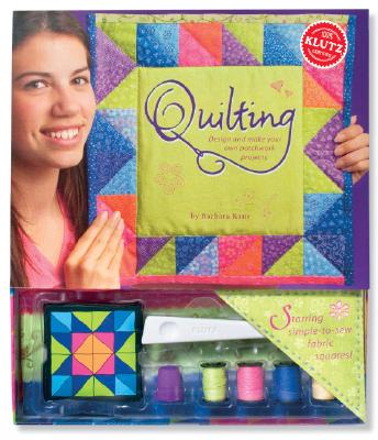 Quilting: Design and Make Your Own Patchwork Projects - Kane, Barbara